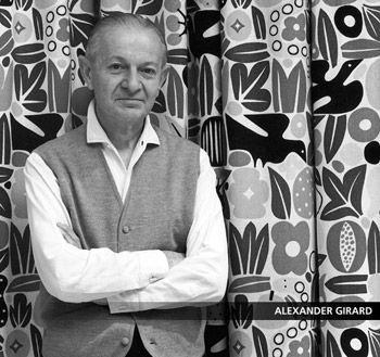 Alexander Girard | founding director of the Herman Miller Textile Division (1952 to 1973) | Zeeland, Michigan