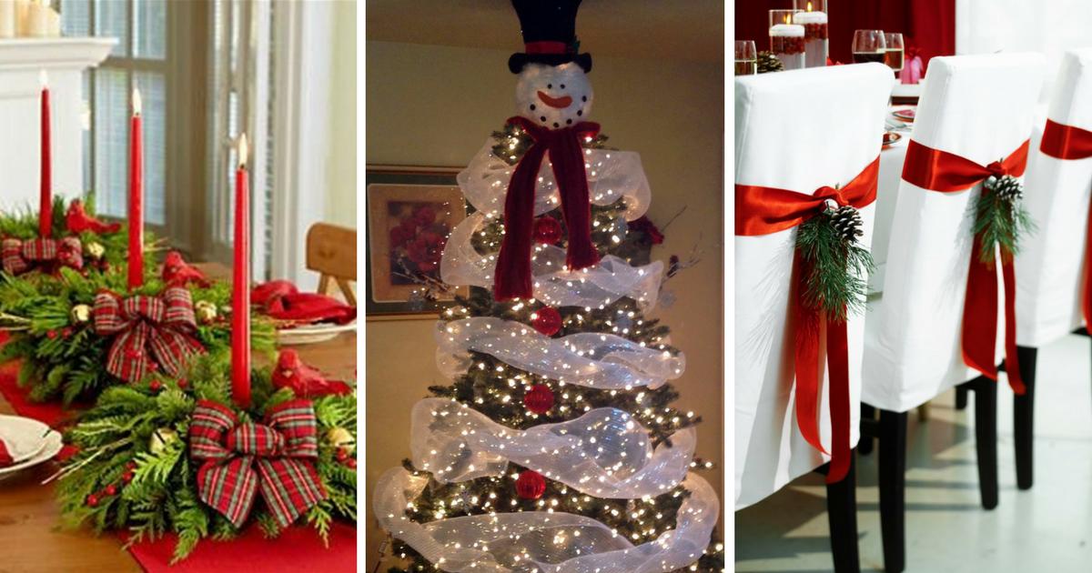 Compartir en facebook quieres aprender a hacer las mejores for Decoraciones navidenas faciles de hacer