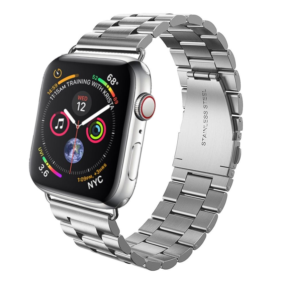 Apple watch sport strand band, Link band, 44mm, 42mm, 40mm
