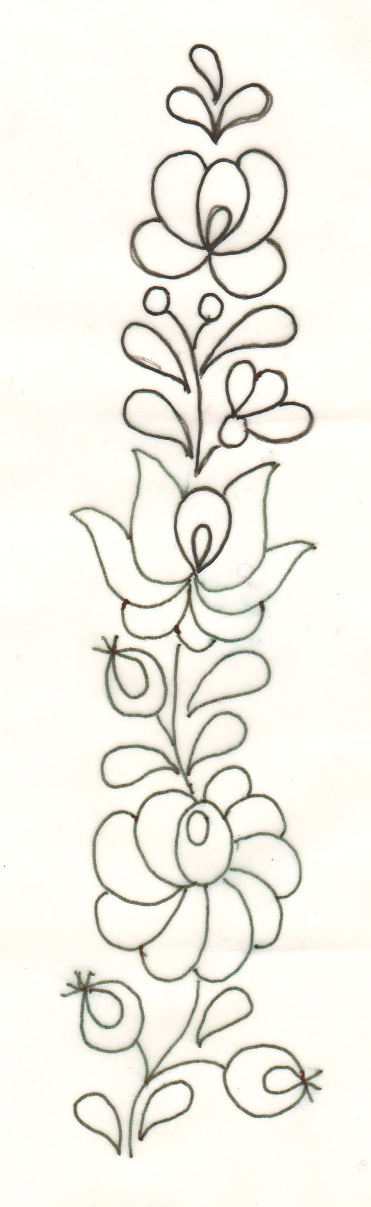 Sencillo bordado en tela pinterest embroidery patterns and sencillo bankloansurffo Images