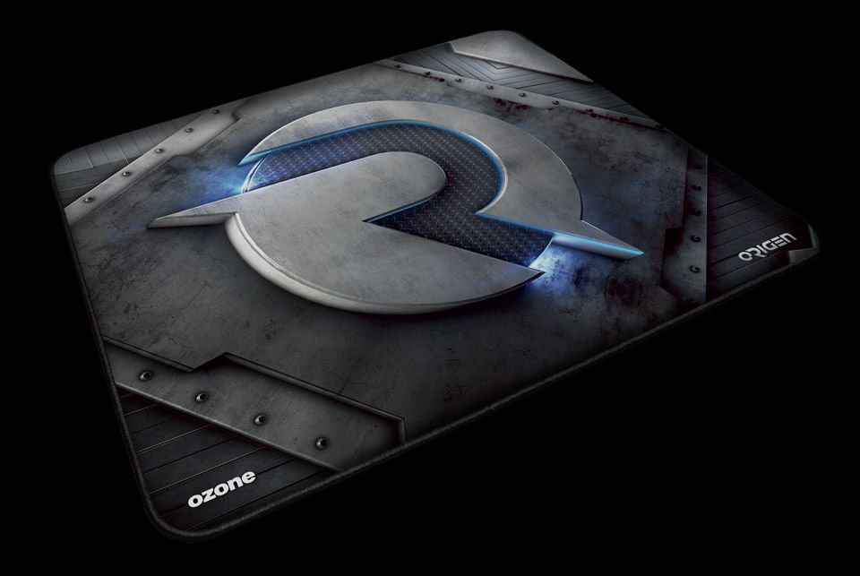 Mousepad Origen Mousepad Ozone Gaming Mouse pad