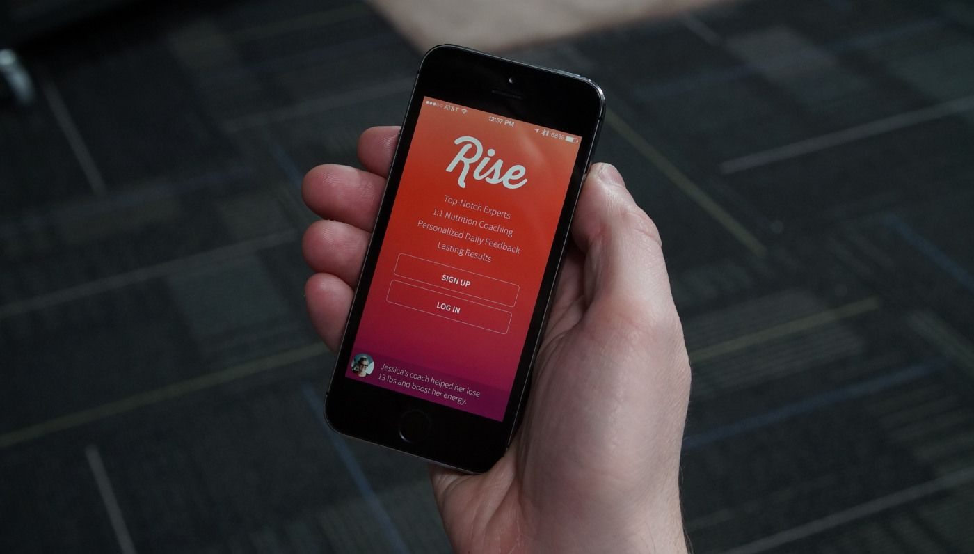Meet Rise, The Diet App That Helped Me Lose 20 Pounds (And