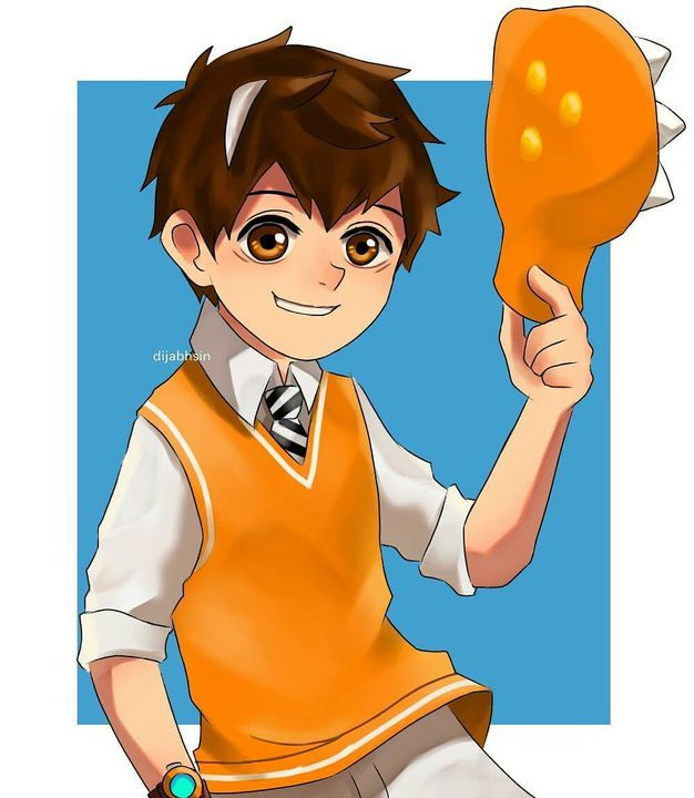 SORT LIFE PICTURES (Boboiboy Picture Book) - Kaizo brother.