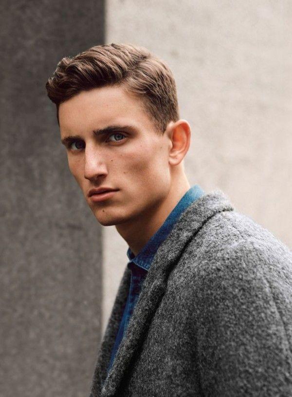 cortes de pelo y peinados para hombres 2015: cabello corto | men