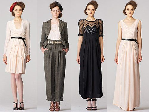 Modern Vintage Style Clothing