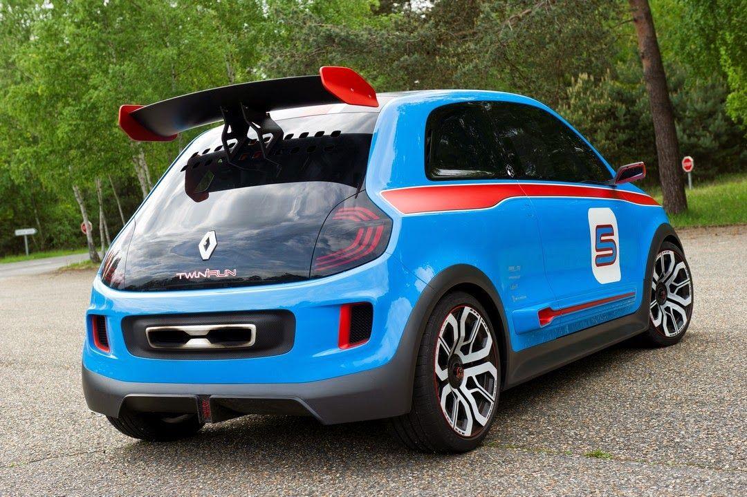 Twingo3 Twingo Tuning Concept Cars Renault Car Showroom