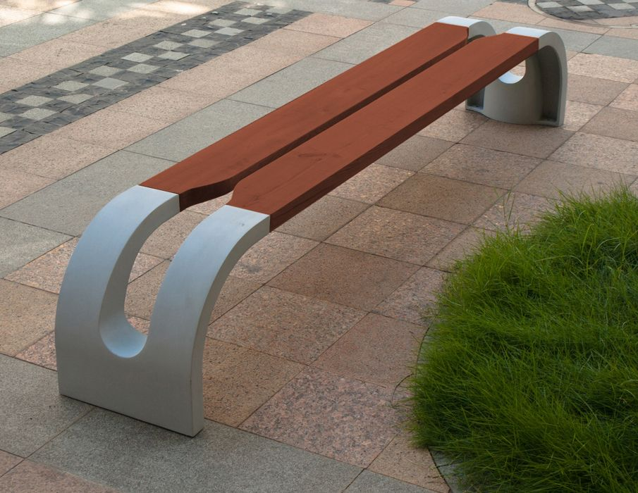 Melbourne Street Bench In 2019 Outdoor Furniture Design