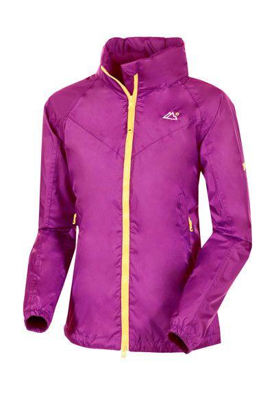 ladies purple waterproof jackets