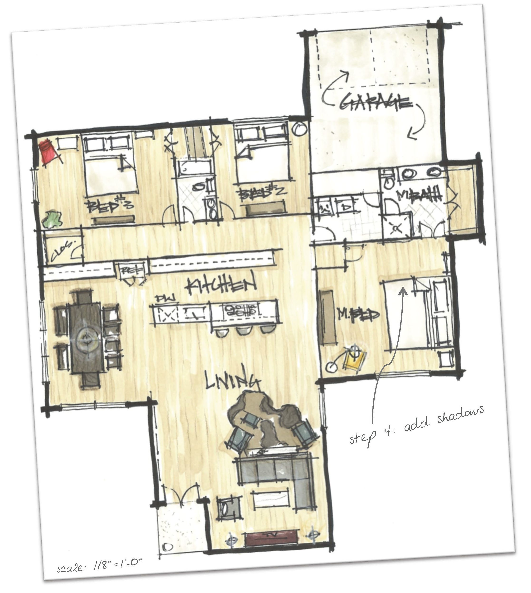 Floor Plan Graphics Sketch Pinterest Floor Plans