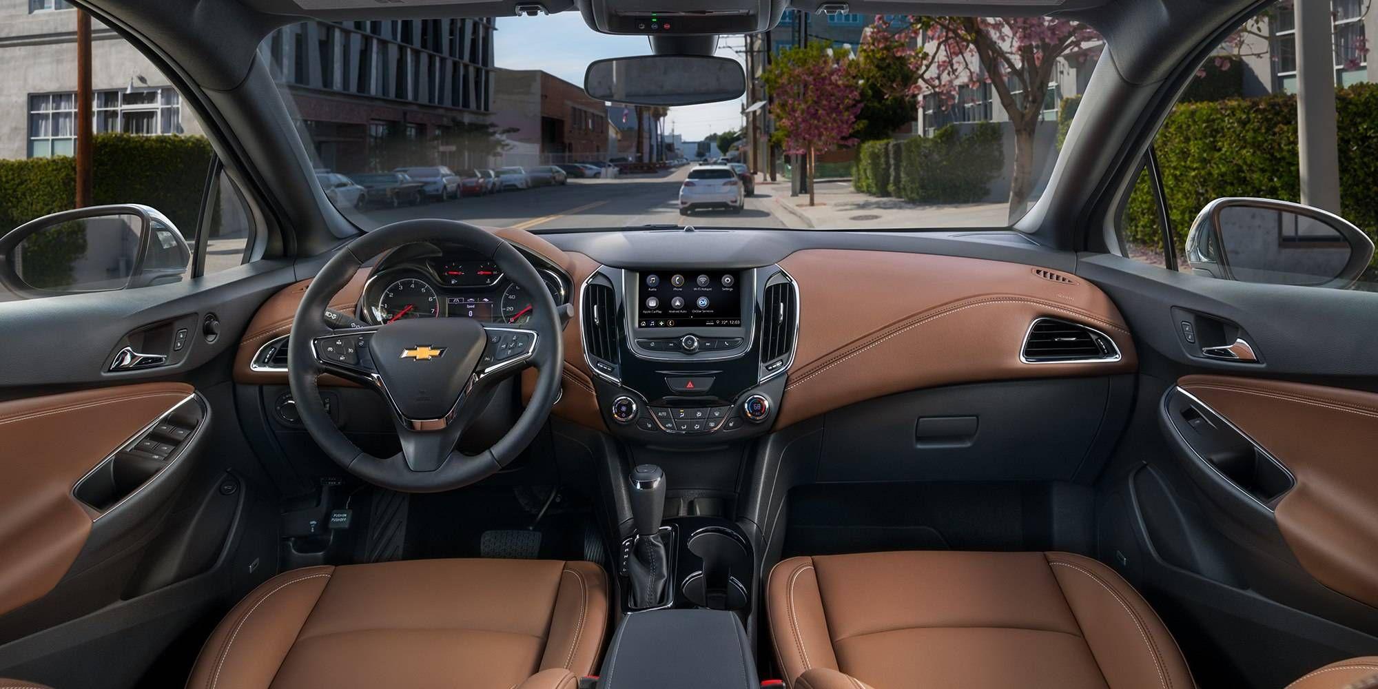 Chevrolet confirma novo Cruze chega no início de 2019