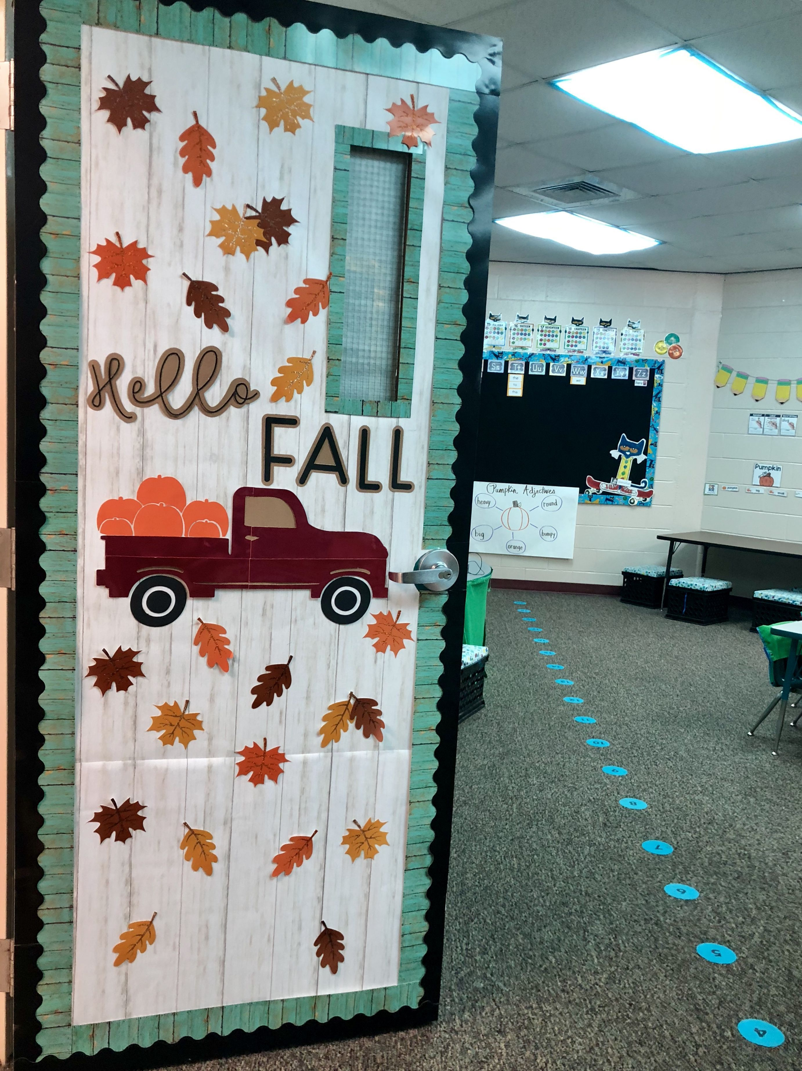 Fall classroom door  #falldoordecorationsclassroom Hello Fall #hellofall Fall classroom door  #falldoordecorationsclassroom Hello Fall #hellofall