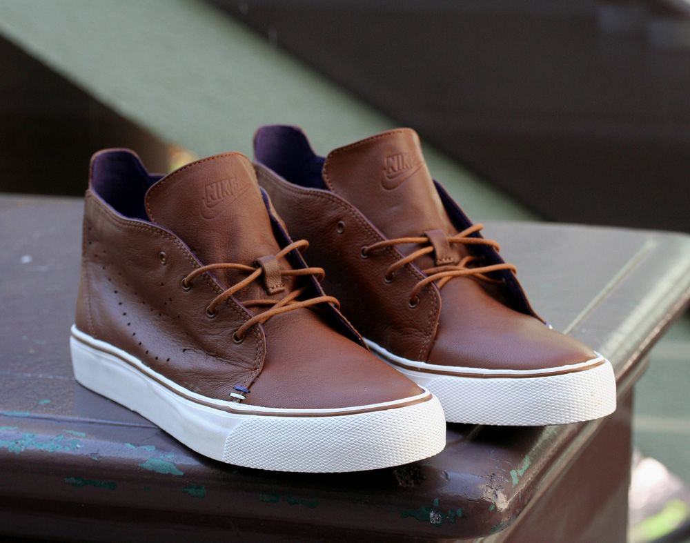 Leather sneakers men, Nike leather