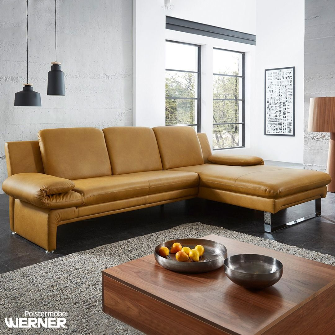 Pegasus Ledersofa, Wohnung design, Haus deko