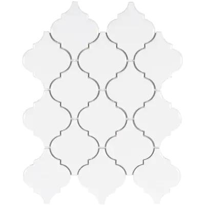 satori hudson brilliant white 11 in x