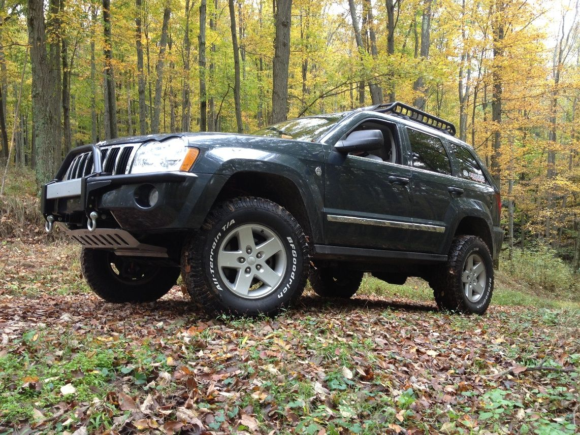 Jeep grand cherokee wk diesel