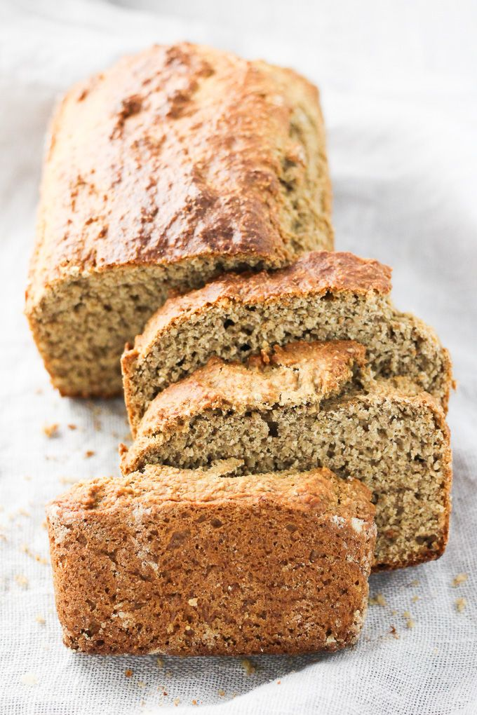 This Oat Bran Banana Bread Is Made With Whole Wheat Flour This Easy Recipe Is Perfect If You Are Lookin Banana Oat Bread Whole Wheat Banana Bread Banana Bread