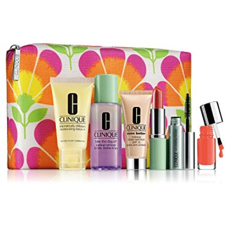 Clinique Spring 2014 Makeup Gift Set Warm Shades *** Check