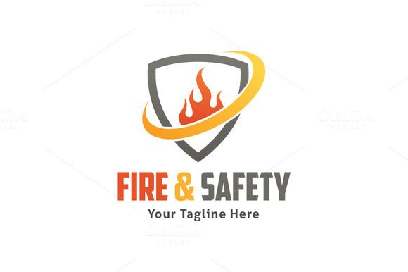Logo Of Fire Safety
