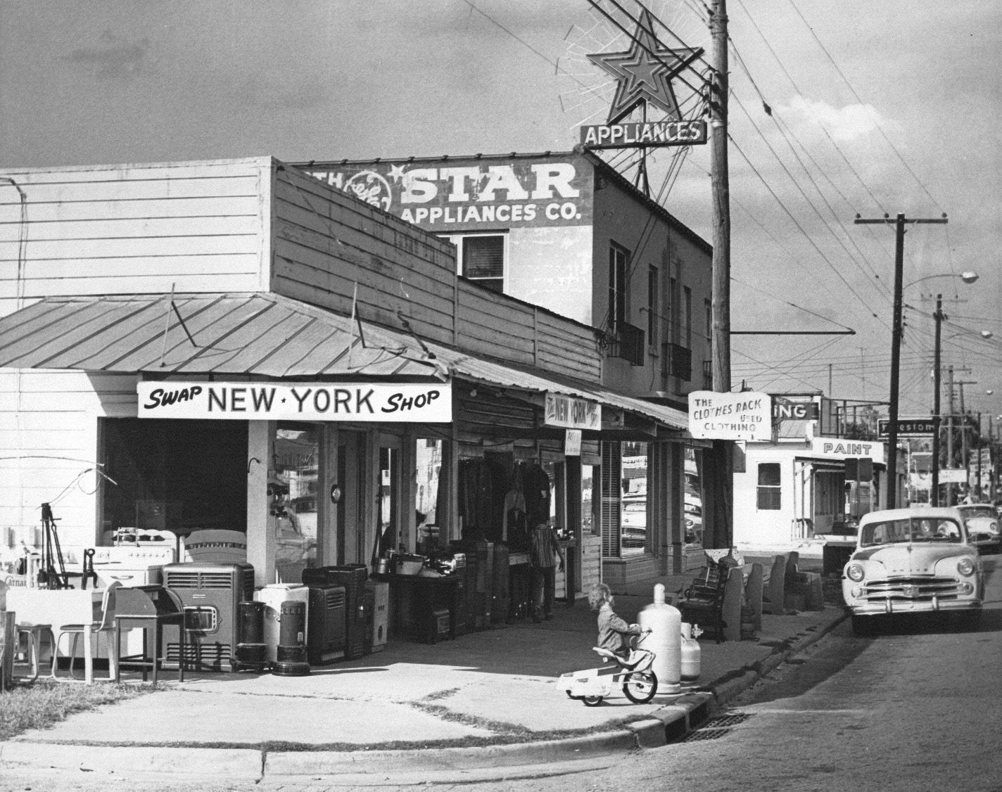 The New York Swap Shop Was At 8428 Nebraska Ave In Tampa