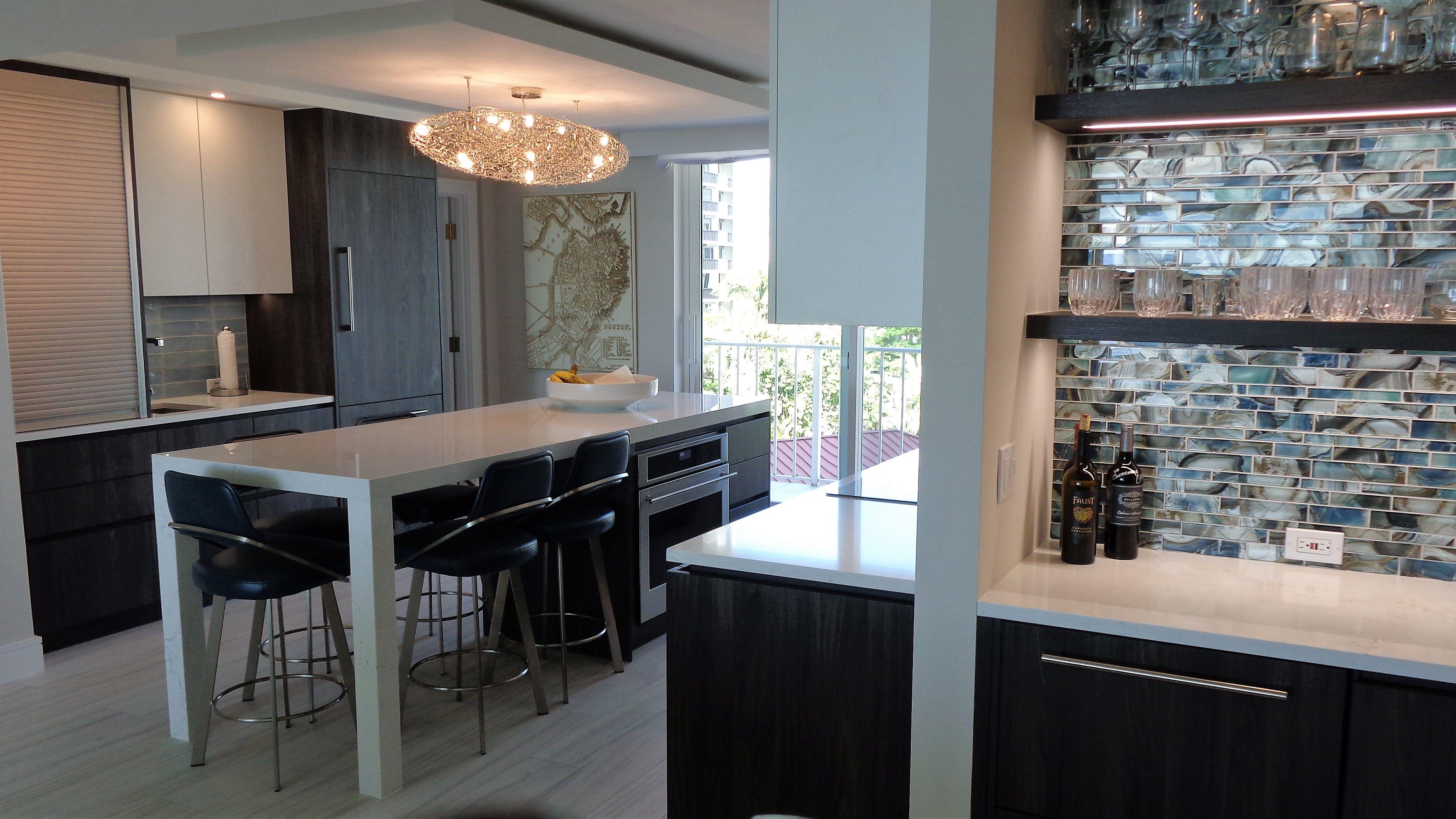 Naples Florida Contemporary Kitchens Designs Contemporary Kitchen Design Kitchen Cabinet Remodel Kitchen Remodel