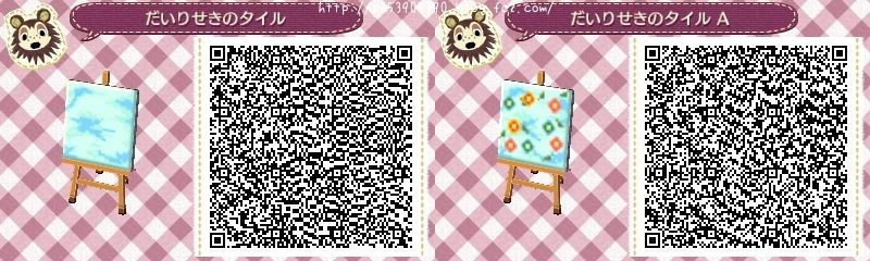 Image result for Animal Crossing new Leaf Gothic QR codes