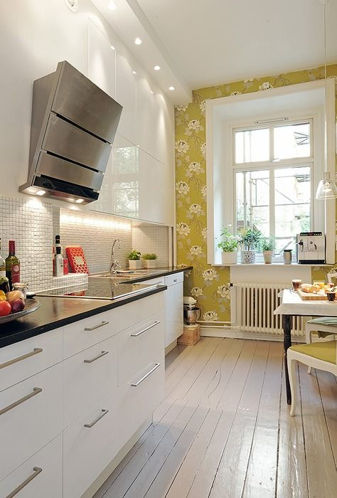Cocina. | Future house ideas: Kitchen. | Pinterest | Cocinas ...
