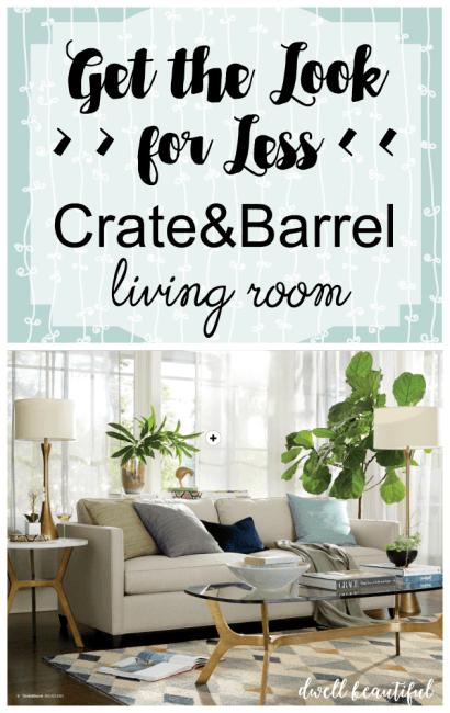 Crate And Barrel Copycats