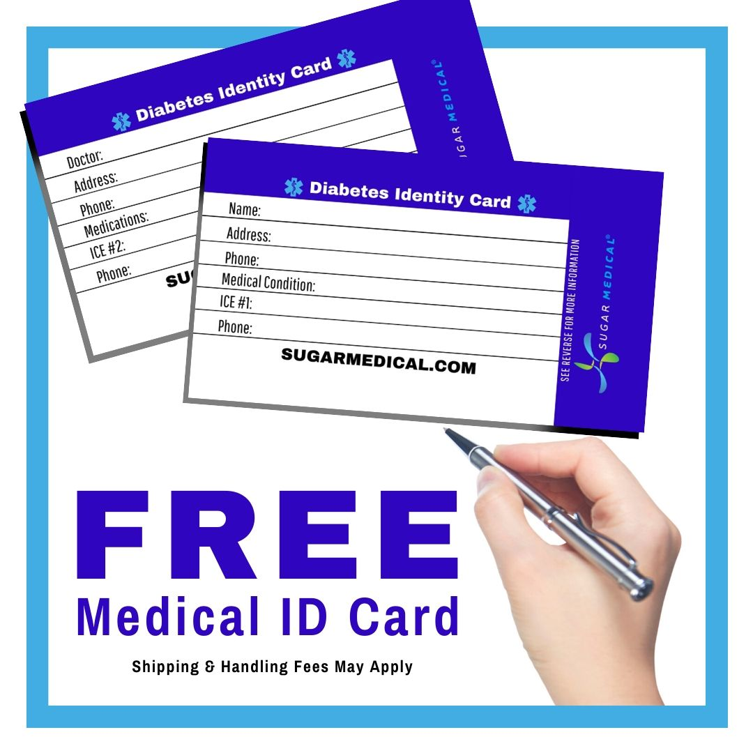 just in diabetes medical id cards we hope that this card