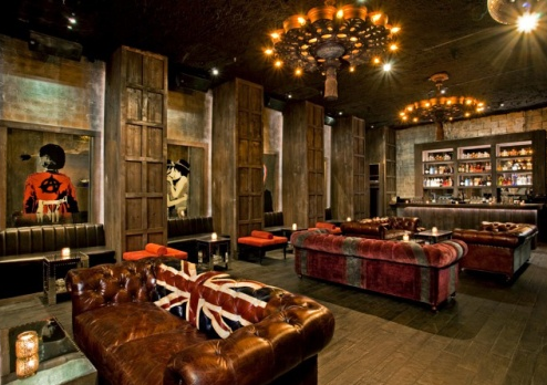 The Electric Room NYC Dream Downtown Hotel Has A Great Atmosphere For Those