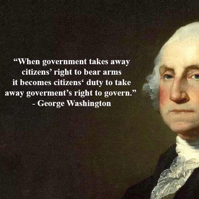 George Washington Quote Second Amendment Quotes George Gorgeous Quotes About George Washington