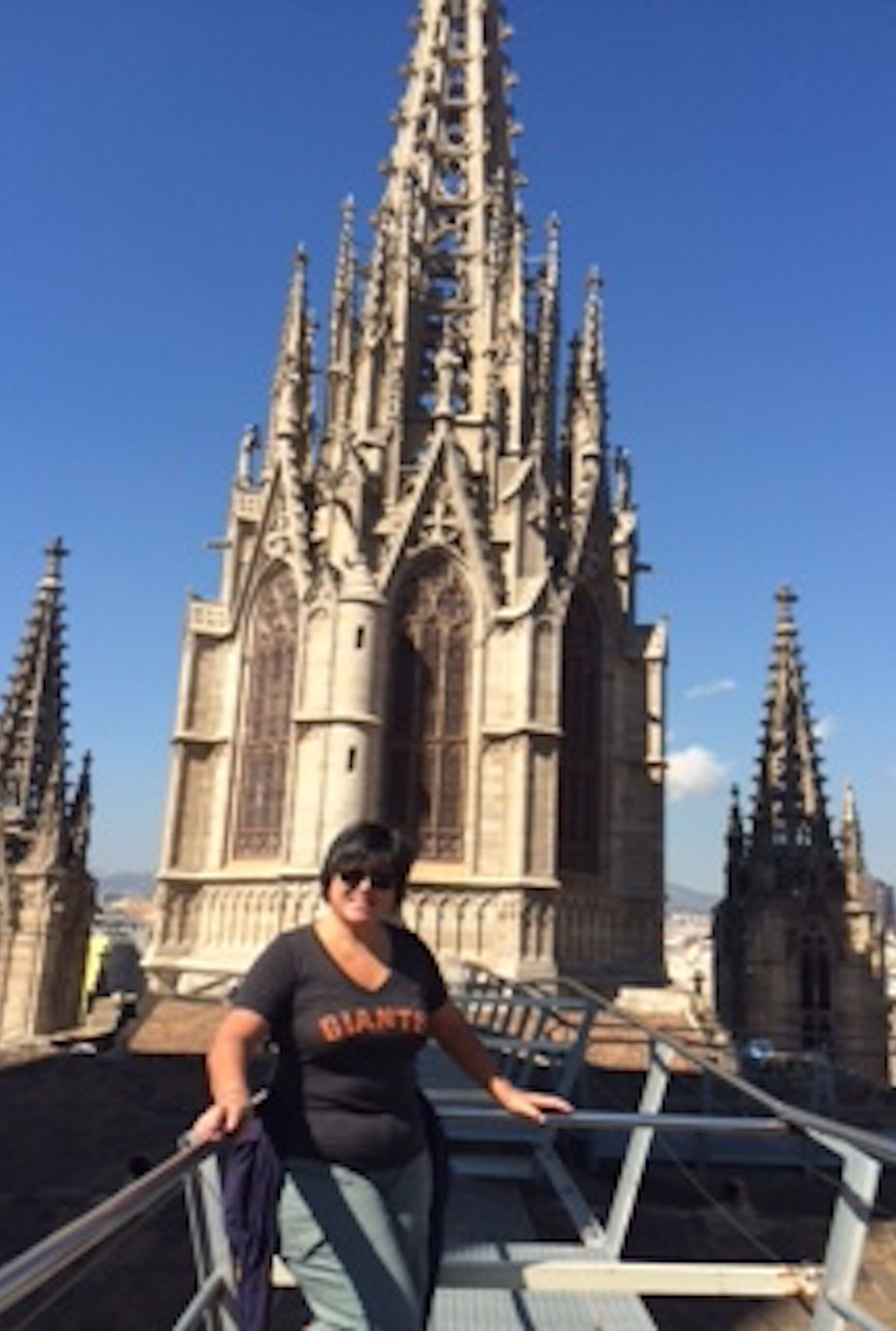"""""""I recently had an opportunity to revisit Barcelona, Spain, in cooler climate than in the summer 1987, when I experienced 90-95+ degree heat in September"""" (Sony Yip, Travel Expert) #travel #travelexpert #travelstore #explore #Spain #Barcelona"""