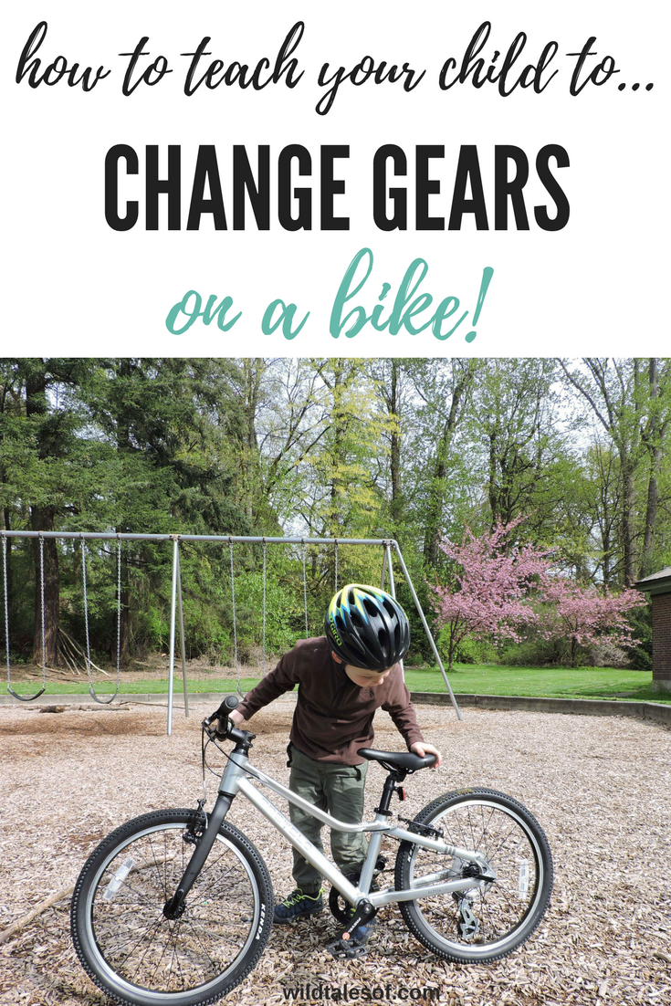 Biking With Kids 6 Tips For Helping Kids Learn To Change Gears