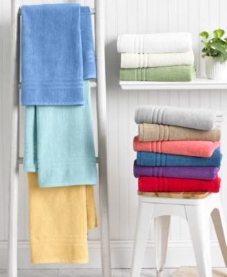Closeout Martha Stewart Collection Quick Dry 27 X 52 Bath Towel