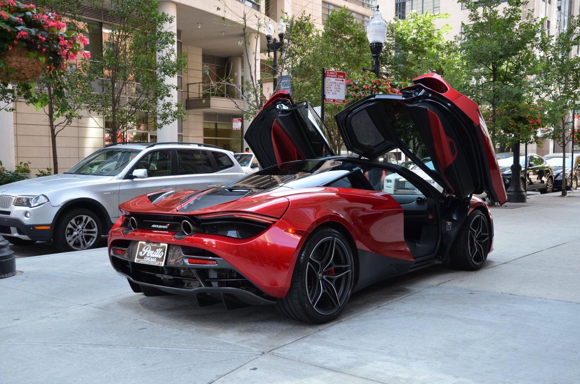 2018 Mclaren 720s Stock 00107 For Sale Near Chicago Il Il Mclaren Dealer Mclaren Top Cars Luxury Car Dealership