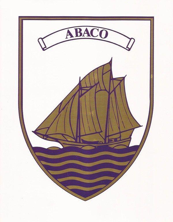 Abaco Bahamas Island Shield Crest Island Beach Bahamas