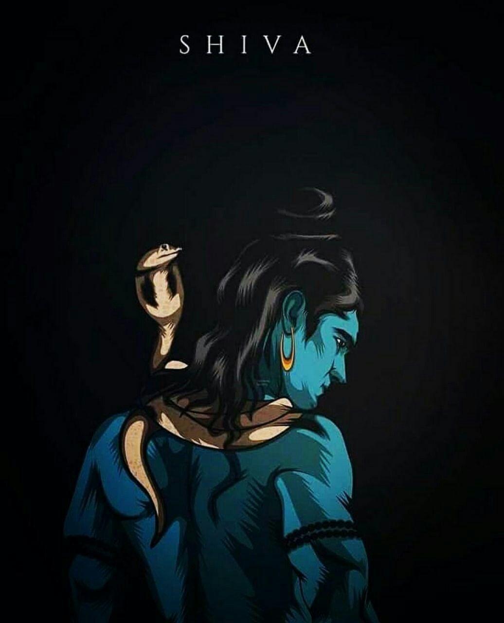 Pin By Paritosh Rawat On Shivadict Angry Lord Shiva Lord Shiva Painting Rudra Shiva