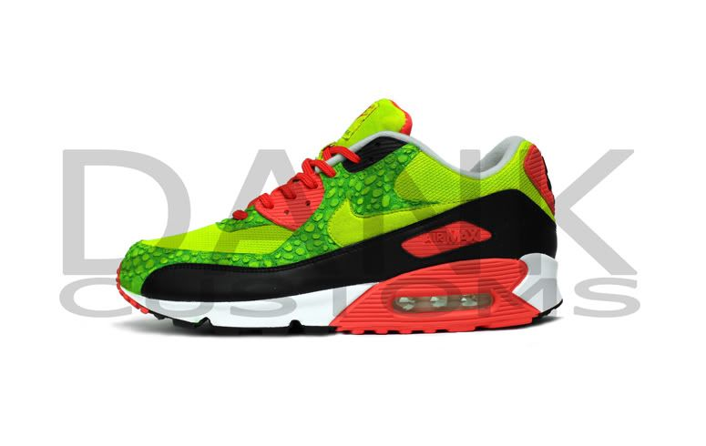 Nike's Very Loud Air Max 90 VT Style # fashion for men