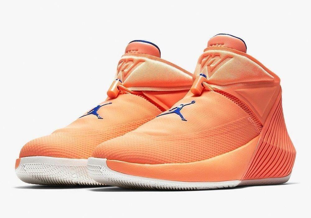 96cc655c6ef JORDAN WHY NOT ZERO.1 Cotton Shot Mens Shoes Orange Pulse AA2510 800  Westbrook  Jordan  BasketballShoes  mensbasketball
