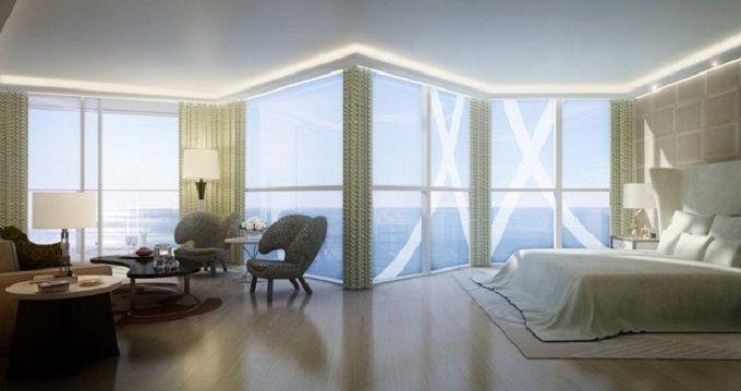 Die Teuerste Wohnung Der Welt Luxusschlafzimmer Wohnen Und Teuere Hauser
