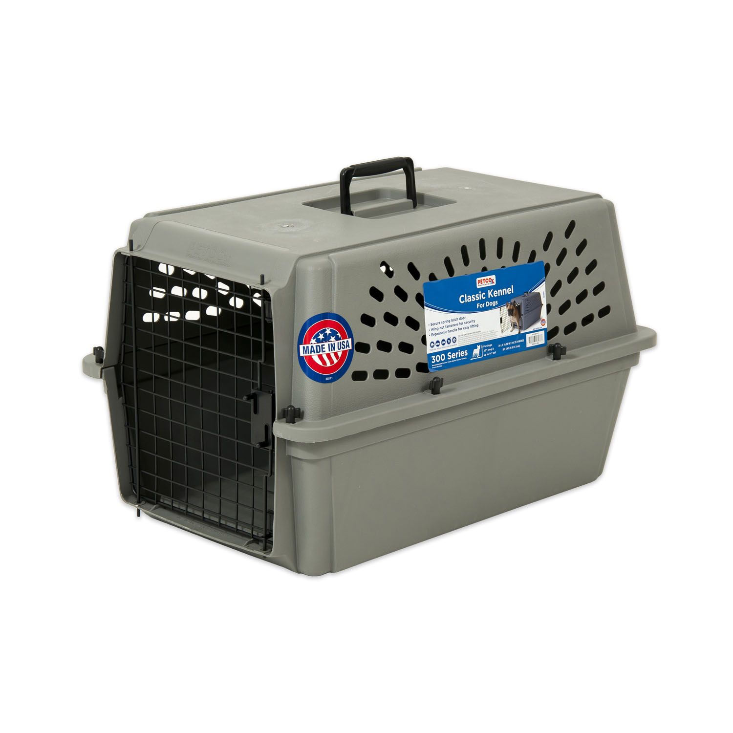 Petco Classic Kennel 40 L X 27 W X 30 H Model 800 Series For