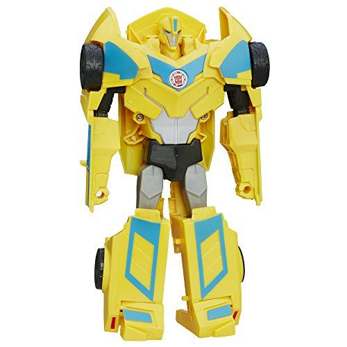 Transformers Robots in Disguise 3Step Changers Energon Boost Bumblebee *** Visit the image link more details. Note:It is affiliate link to Amazon.