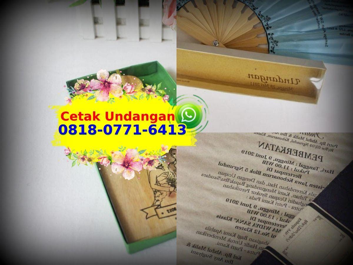 Cetak Kartu Undangan Di Pasar Tebet 0818 0771 6413 Wa Di 2020 Undangan Pernikahan Kartu Undangan Pernikahan Kartu