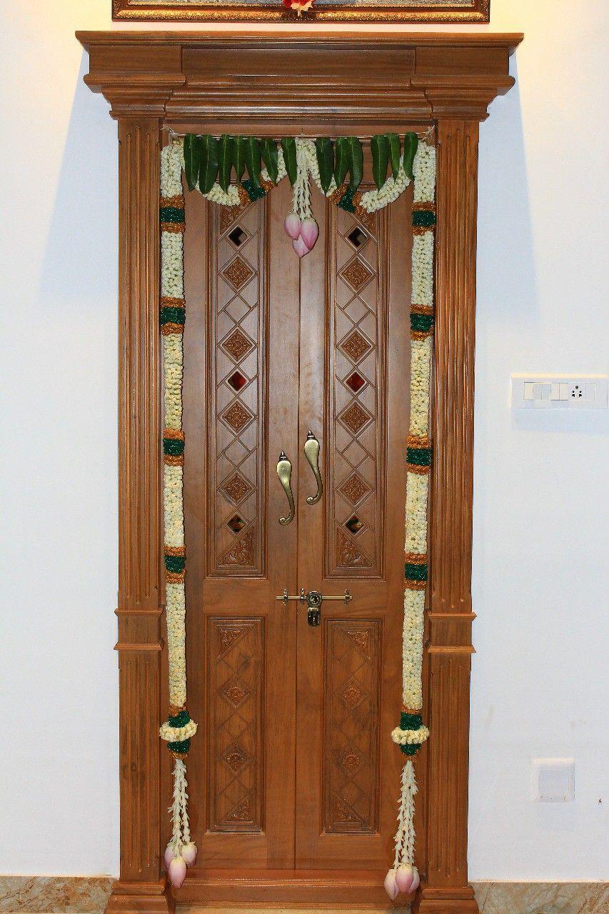 Pin By Parimallah On Booja Room Door Design Pooja Room Door Design Wooden Main Door Design