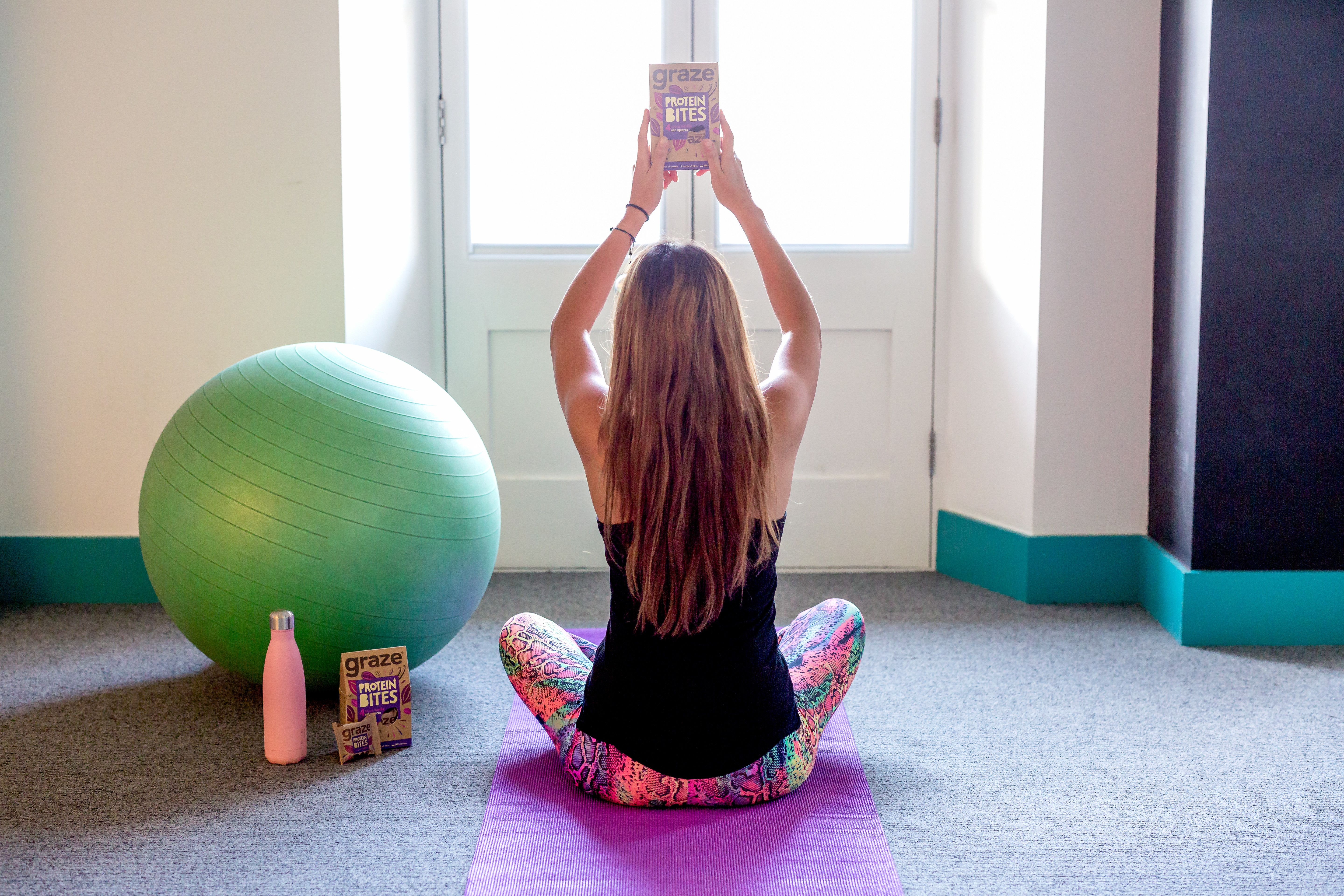 5 Morning Rituals To Boost Your Day Ball Exercises Morning Ritual Health Fitness
