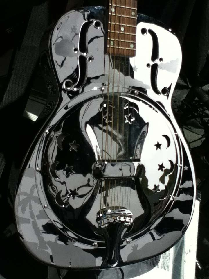 Open Slide Guitar Tuning For Dobro Or Slide Guitar By Sammy Bones