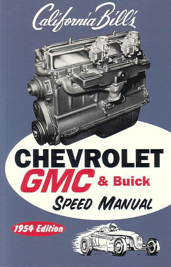 Chevrolet Gmc Buick Speed Manual Engine Repair 256 248 270 302 320 235 228 216 Ebay Chevrolet Buick Chevy Trucks