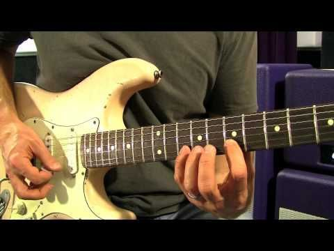 How To Play - Comfortably Numb Pink Floyd - Solo - Guitar Lesson ...