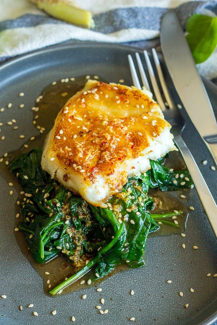 Asian Steamed Fish Recipes