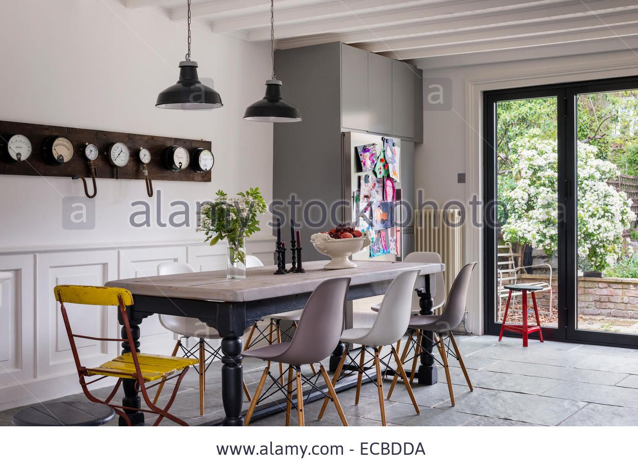 Eames eiffel chair dining room - Explore White Chairs Farmhouse Table And More Eames Eiffel