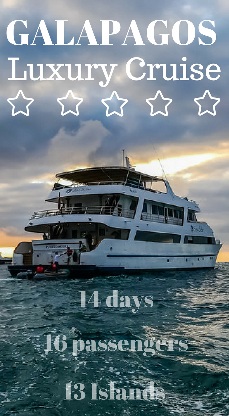 Journey to the Galapagos Islands